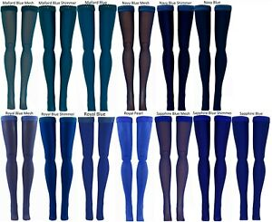 8fb87f4d26b Image is loading Dark-Blue-Doll-Stockings-to-fit-Topper-Dawn-