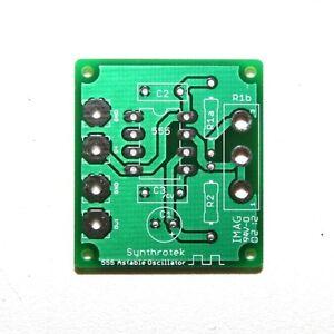 Circuito Oscilador 555 : Oscilador electrónica audio y video en mercado libre venezuela