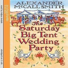The Saturday Big Tent Wedding Party (No. 1 Ladies' Detective Agency), McCall Smi