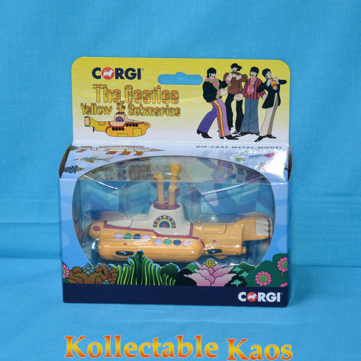 70% de descuento Corgi-de The Beatles amarillo Submarine Submarine Submarine  oferta especial