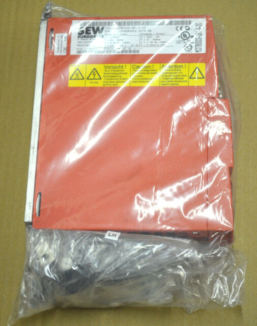 0-600hz Der GüNstigste Preis Sew Mc07b0003-2b1-4-00 Umrichter Input 1x 200-240v Output 3 X 0-240v