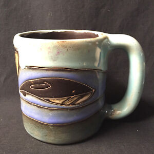 Image Is Loading Mexican Pottery Design By Mara Mexico Coffee Mug
