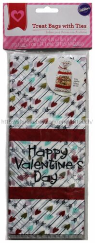 VALENTINES DAY* Various TREAT//GIFT BAGS Party Supplies For CANDY *YOU CHOOSE*