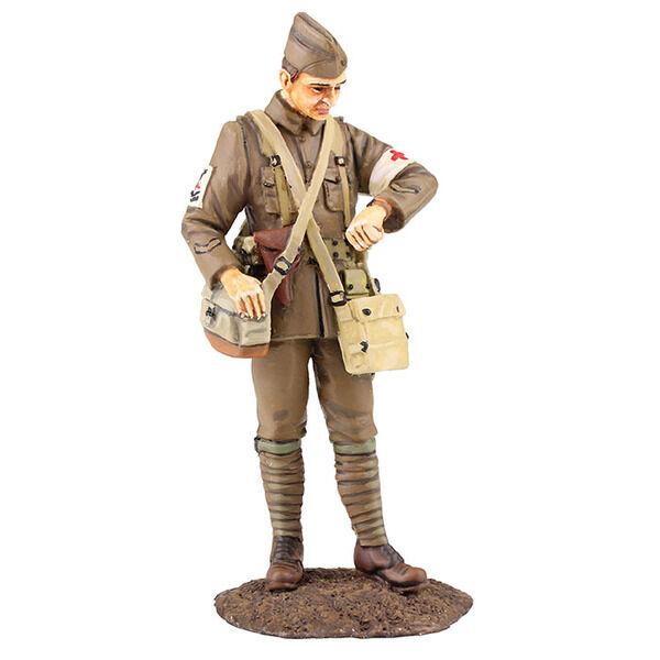 BRITAINS SOLDIERS 13022 - U.S.N. Corpsman, 1917-18 No.1