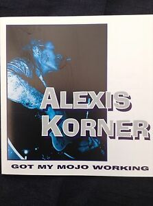 ALEXIS KORNER GOT MY MOJO WORKING 1994 Castle CD Early British RampB - <span itemprop='availableAtOrFrom'>Lincoln, United Kingdom</span> - ALEXIS KORNER GOT MY MOJO WORKING 1994 Castle CD Early British RampB - Lincoln, United Kingdom
