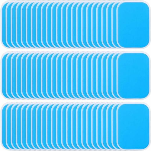 Muscle Stimulator Gel Pads Replacements 72 PC  Polymer Sheets for EMS AB Trainer