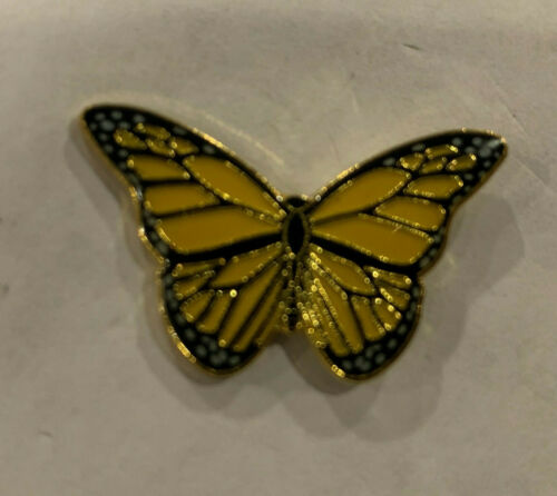 BUTTERFLY LAPEL PIN HAT TAC NEW