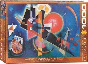 Eurographics-en-bleu-Wassily-Kandinsky-puzzle-1000-pieces
