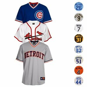 ce9e5764 Image is loading MLB-Majestic-Athletic-Team-amp-Player-Men-039-