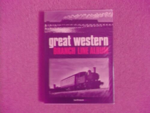 1 of 1 - Great Western Branch Line Album by Ian Sutherland Krause (Hardback, 1969)