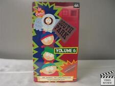 South Park Vol 6: Mr. Hankey the Christmas Poo & Tom's Rhinoplasty (VHS, 1997)