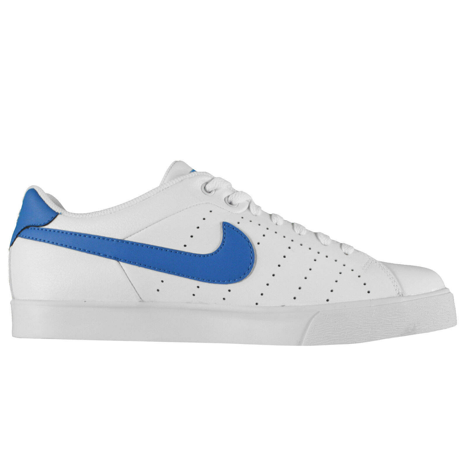 NIKE Court Tour Lea White/Italy Blue Neu gr:42 US:8,5 Sneaker 458673-149 flash