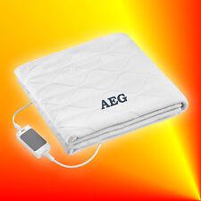AEG WUB 5647 Wärmeunterbett Heizmatte Heizdecke Wärmedecke Heizmatte Wärmebett