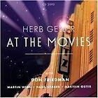 Herb Geller - At the Movies (2007)