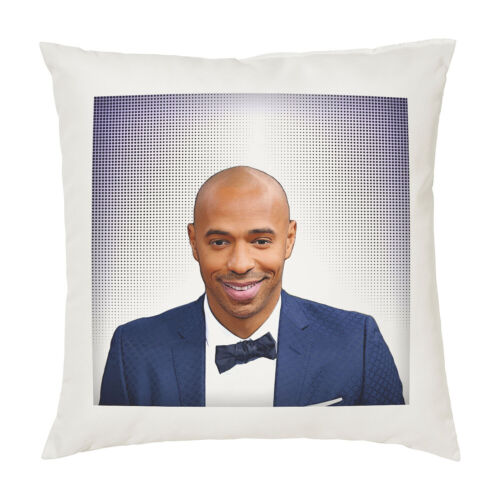 Thierry Henry Cushion Pillow Cover Case Gift