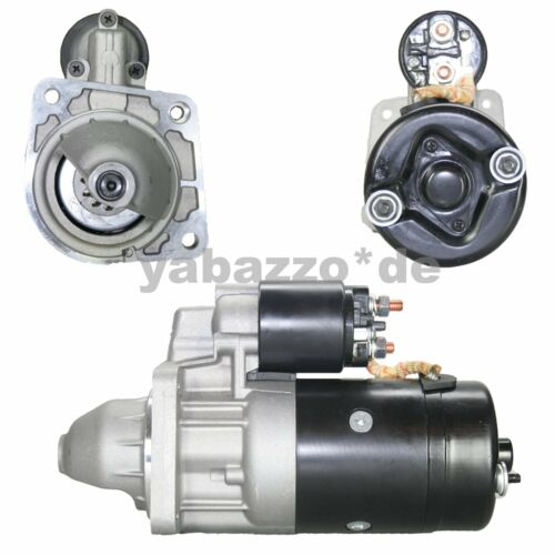 Starter Anlasser ALFA 164 164 2.5 TD Diesel NEU !!