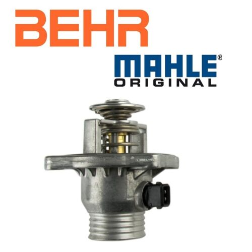 For BMW E38 Engine Coolant Thermostat OEM Mahle Behr 11-53-1-437-526