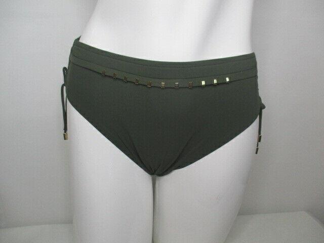 Lise Charmel aba0613 Eclat Elégance 4116 kaki Cooler Bikini Slip (b1)