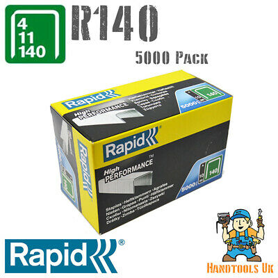 Pack of 5000 Tacwise Type 53 12mm Galvernized Staples