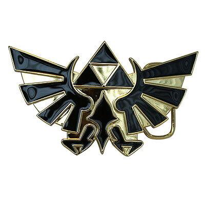 NEW OFFICIAL Nintendo The Legend of Zelda Twilight Princess Triforce Belt Buckle