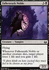 Falkenrath Noble NM X4 Modern Masters 2017 Black Common MTG