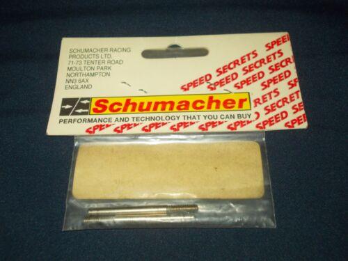 For Vintage SST Schumacher U1557S Ultra Short Shock Rod 1pr Axis Models