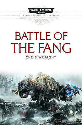 Battle of the Fang (Space Marine Battles), Wraight, Chris, Acceptable Book