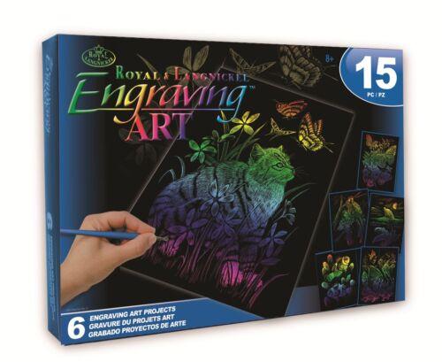 Royal /& Langnickel AVS-RAIN206 Rainbow EA Box