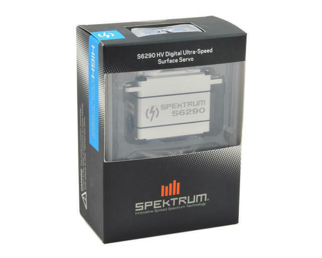 Spektrum S6290 Ultra Speed HV High Voltage Digital RC Truck Car Servo SPMSS6290