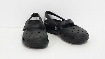 Crocs Brand Shayna Black Mary Jane