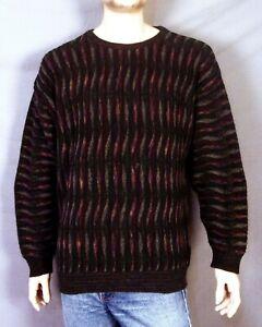 VTG 80s 90s Louis Roth dicker Pullover Rap Hip Hop COOGI Stil Tundra Protege XL