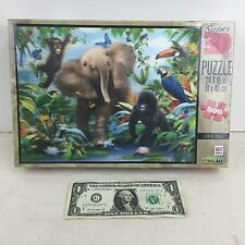 Howard Robinson Super 3D Puzzle 500 Piece - Junior Jungle