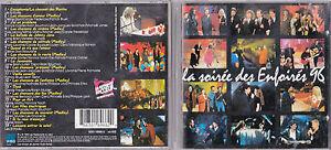 CD-19T-LA-SOIREE-DES-ENFOIRES-96-GOLDMAN-BIRKIN-BRUEL-CELINE-DION-CABREL-SOUCHON