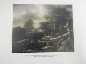 VINTAGE PRINTS NATIONAL GALLERY OF ART WASHINGTON X 13