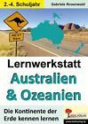 Lernwerkstatt Australien & Ozeanien von Gabriela Rosenwald (2015, Taschenbuch)