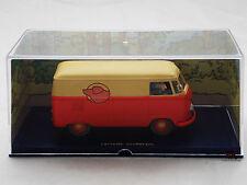 Miniature BD En voiture Tintin L'affaire Tournesol Van Wolkswagen Boucherie