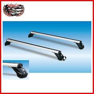 Barre Portatutto La Prealpina LP56 + kit attacchi Dodge Nitro 2007> metal rail