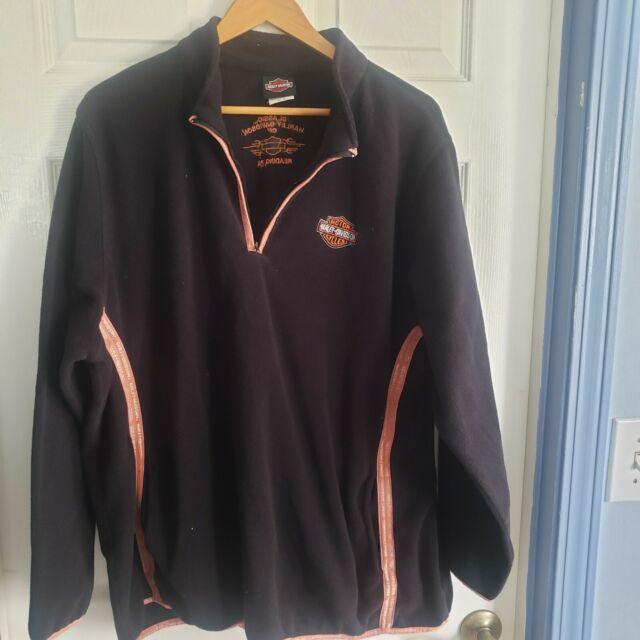 Harley Davidson Fleece Pullover Size 2W