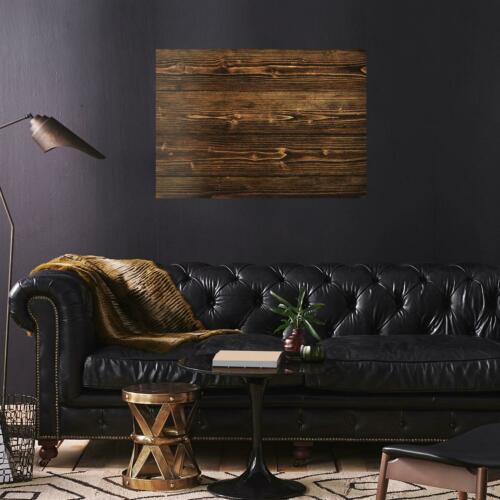 Size A2 Poster Print Photo Art Gift #13186 A2Dark Wood Effect Walnut Joiner