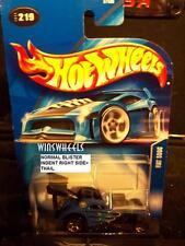 HOT WHEELS 2003 #219 -1 FIAT 500 BLU THAIL E04 CA