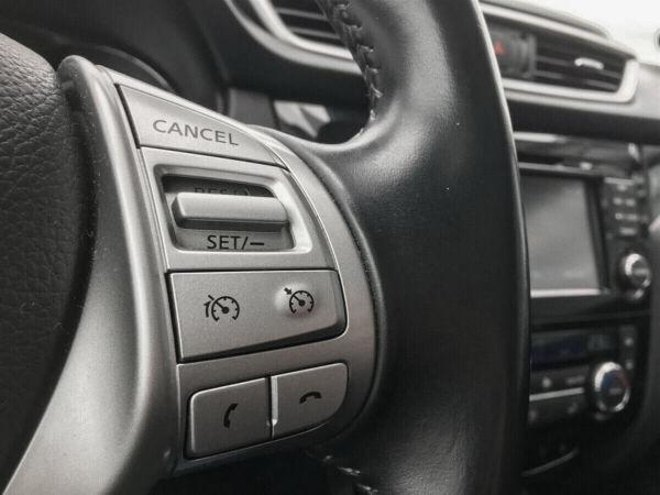 Nissan Qashqai 1,6 dCi 130 Tekna Van billede 9