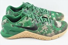 the latest c853b 8fd76 item 8 Nike Metcon 3 Camo Mens Size 11.5 Training Shoes Weightlifting  852928 008 Green -Nike Metcon 3 Camo Mens Size 11.5 Training Shoes  Weightlifting ...