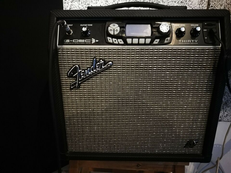 Guitarcombo, Fender, 80 W