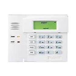 Honeywell-Ademco-6150-Fixed-English-Display-Keypad