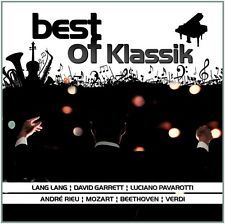 BEST OF KLASSIK   CD NEU BEETHOVEN/DVORAK/GRIEG/VERDI/MOZART/+