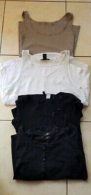 Mädchen Damen Bekleidungspaket Gr. 36 S H&M 4 Teile Top Langarmshirt | eBay