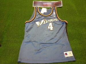 1f07596f014 Image is loading vtg-90s-champion-Washington-wizards-Webber-NBA-basketball-