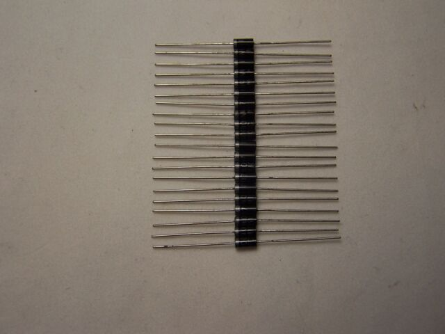 1N4007 20Pcs. diode 1A / 1000V