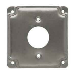 Raco-801C-Square-Steel-Electrical-Box-Cover-4-034-7-2-Cu-In
