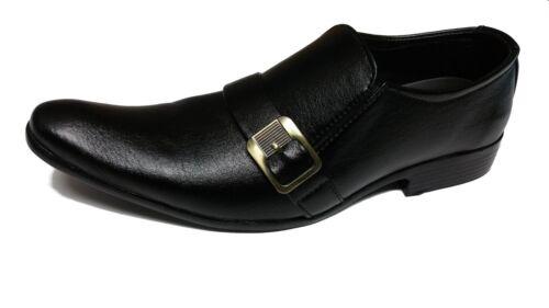 Shumaxx MENS SHOES BURLINGTON FORMAL DRESS Style BOYS CREAM BLACK BROWN